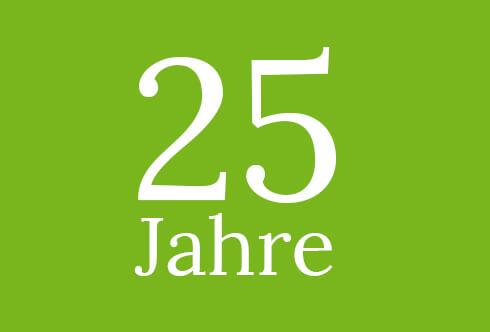 Jubiläum 25 Jahre LBV