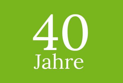 Jubiläum 40 Jahre LBV