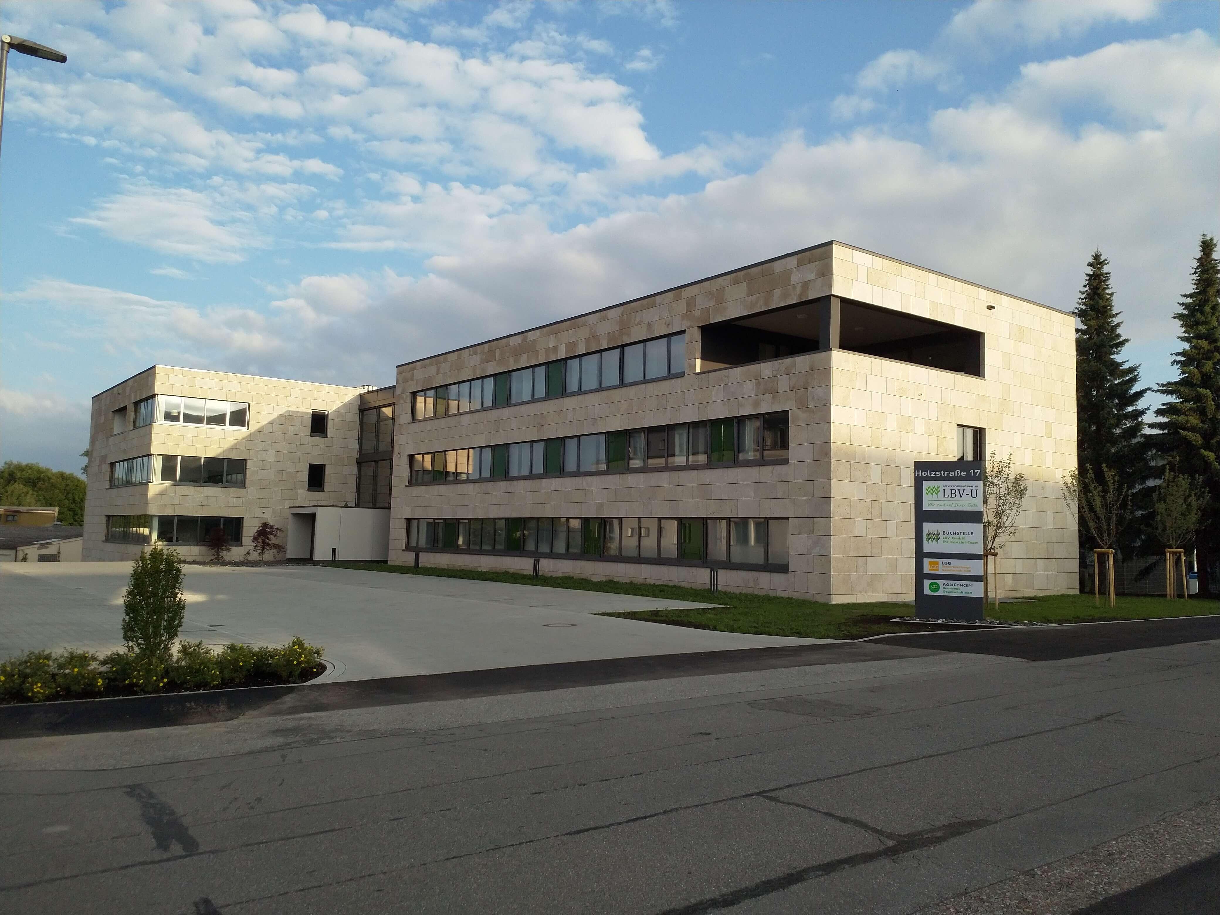 Neubau Bad Waldsee Holzstraße von LBV-U 2021